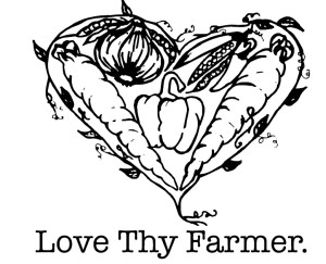LOVE THY FARMER